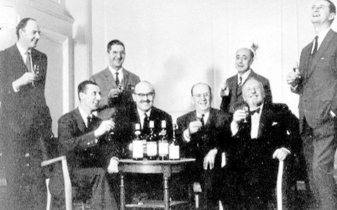 Las bodegas jerezanas celebraron la sentencia de 1967, que les...