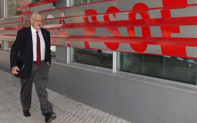 Imagen de archivo del socialista por Asturias Antonio Trevín.