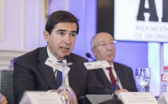 Carlos Torres, consejero delegado de BBVA.