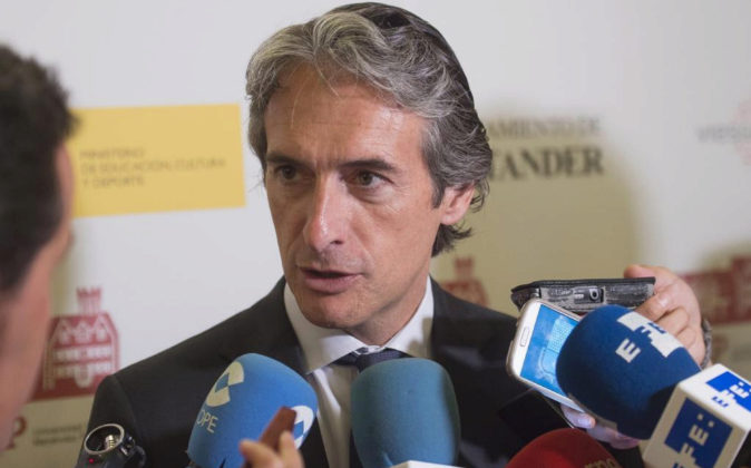 Imagen de archivo de Íñigo De la Serna, ministro de Fomento.