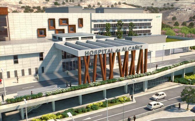 Imagen virtual del futuro centro.