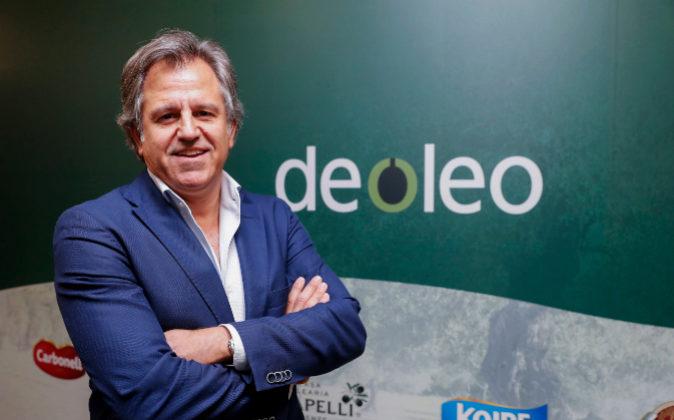 Miguel de Jaime, Director General de Deoleo.