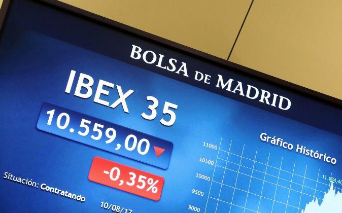 El Ibex 35 se deja un 3,52% en...