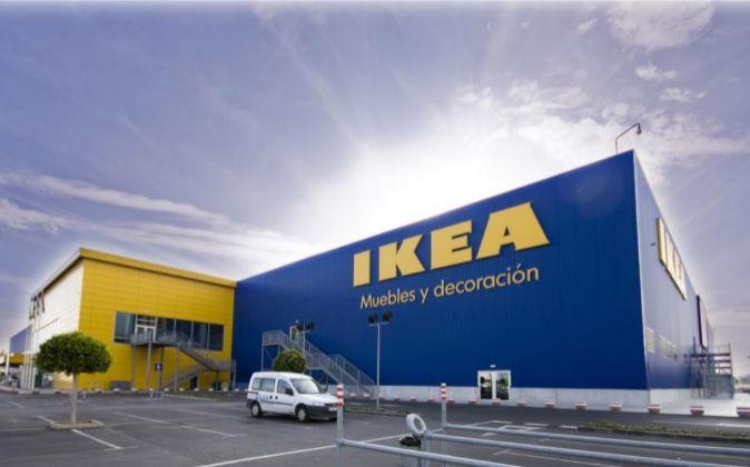 Tienda de Ikea en Málaga.