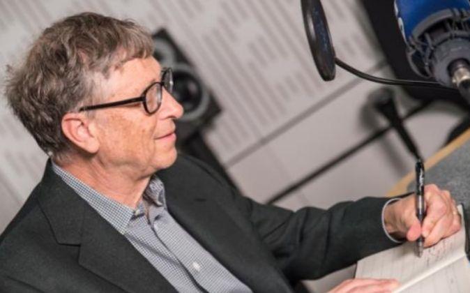 El fundador de Microsoft, Bill Gates, es zurdo.
