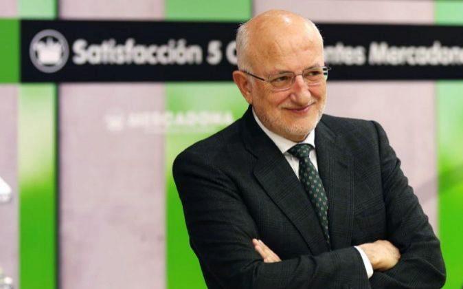 Juan Roig ha creado su modelo de gestión con ideas de diferentes...
