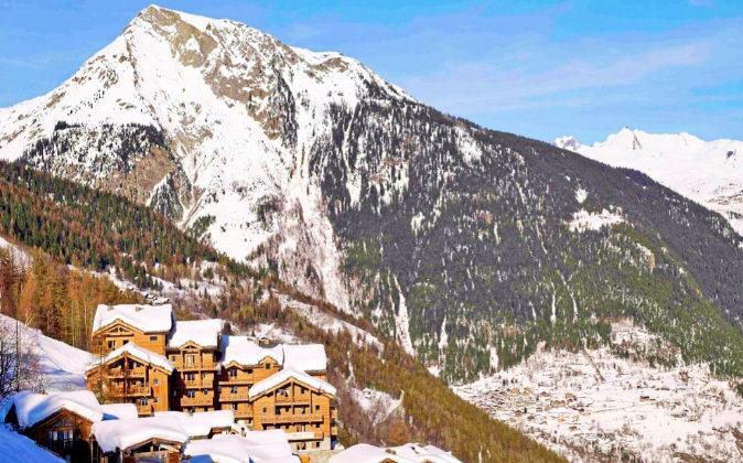 Desde el hotel hay magníficas vistas al valley a majestuosas...