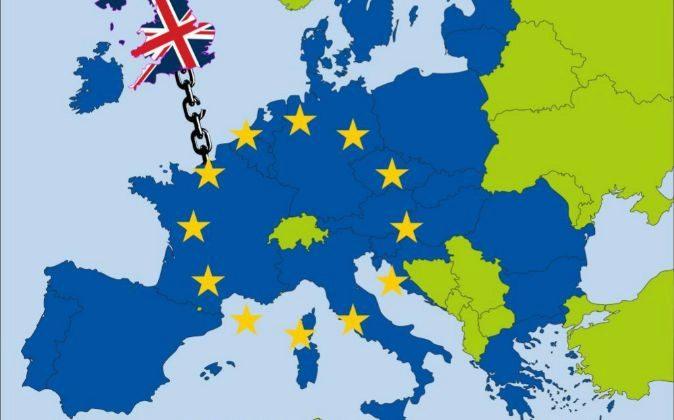 Mapa Union Europea 2017.La Ue Exige Progresos Sobre El Brexit Antes De Hablar De Una