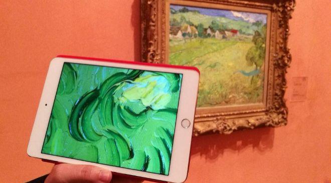 Las obras de Caravaggio, Zurbarán, Van Gogh o Pissarro que pertenecen...