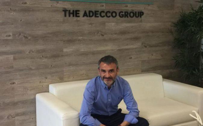 Enrique Sánchez preside Adecco, que tiene más de 300 oficinas y...