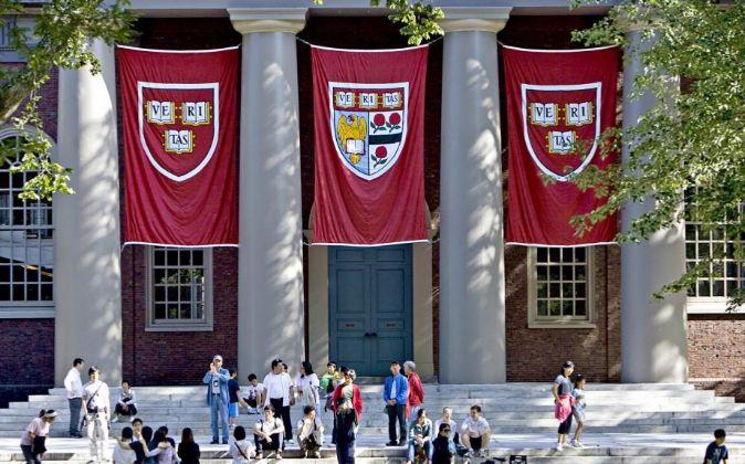 Harvard (en la foto), Stanford y Cambridge ocupan el podio de las...