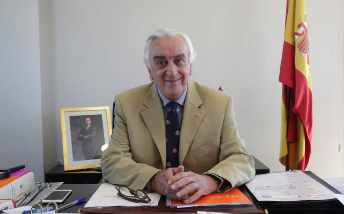El presidente del Consejo Económico y Social, Marcos Peña.