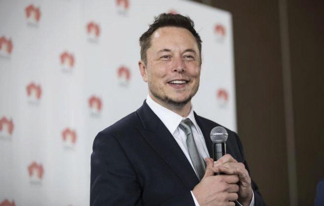 El CEO de Tesla, Elon Musk.