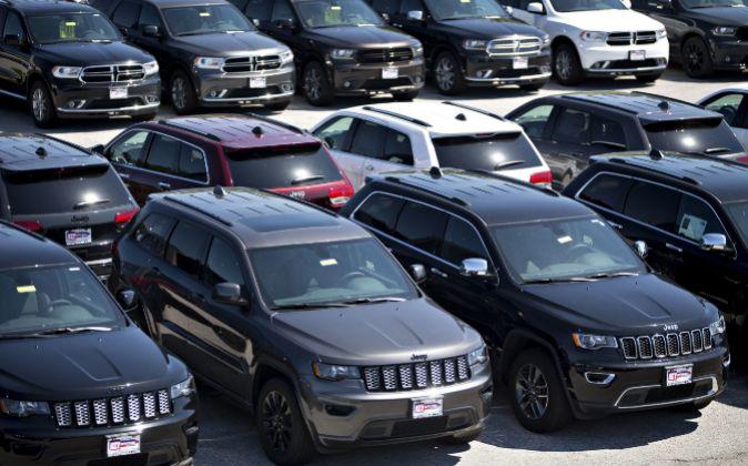 Vehículos de las marcas Jeep y Dodge, de FCA