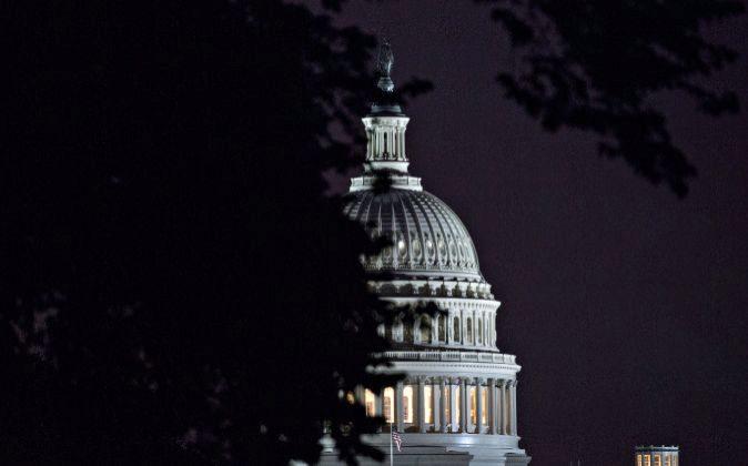 El Capitolio, en Washington D.C.