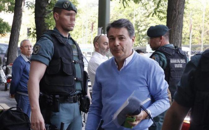 El expresidente de la Comunidad de Madrid, Ignacio González.