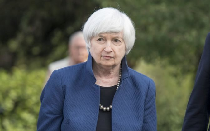 Janet Yellen, presidenta de la Fed