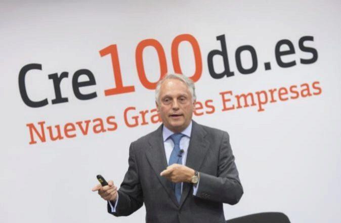Carlos Mira, director del proyecto Cre100do.