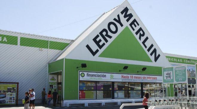 En la web y en la 'app' de Leroy Merlin, los clientes...