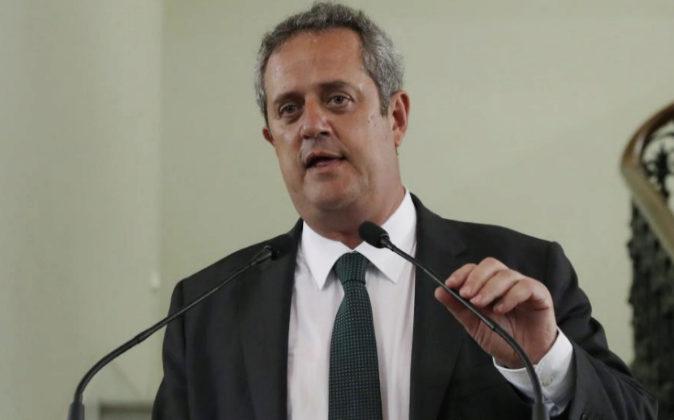 El conseller de Interior de Cataluña, Joaquin Forn.