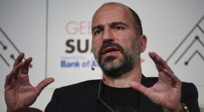 Dara Khosrowshahi, consejero delegado de Expedia.