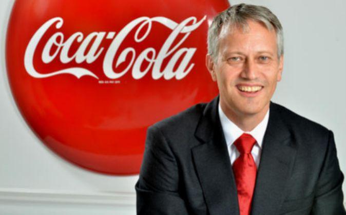 James Quincey es consejero delegado de Coca-Cola desde el pasado 1 de...