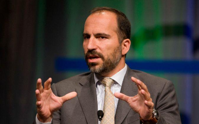 Dara Khosrowshahi es el nuevo consejero delegado de Uber.