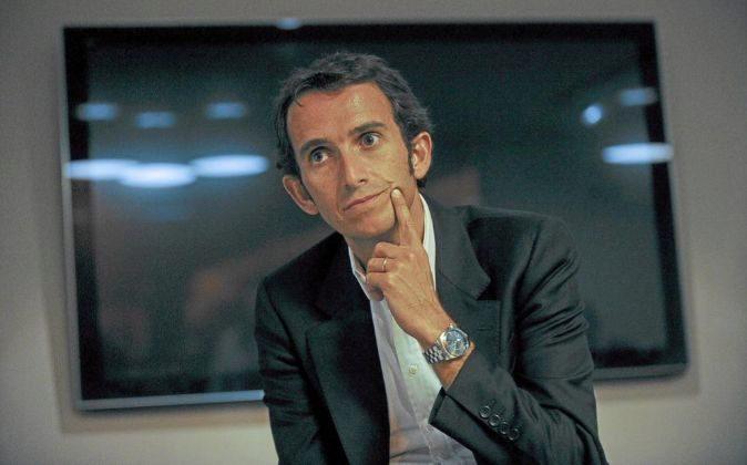 Alexandre Bompard, elegido en junio nuevo presidente de Carrefour.