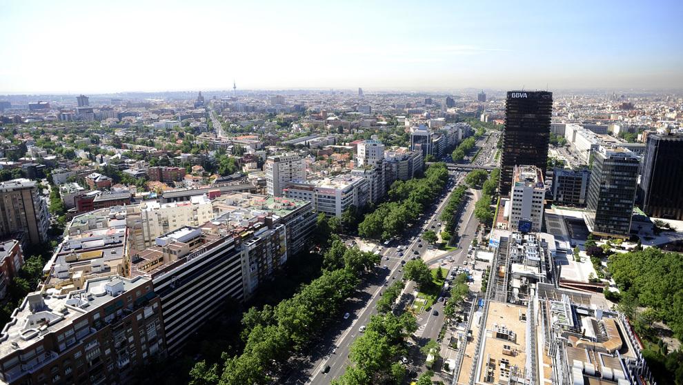 1b6ab1e1 Paseo de la Castellana, la columna vertebral de la ciudad de Madrid