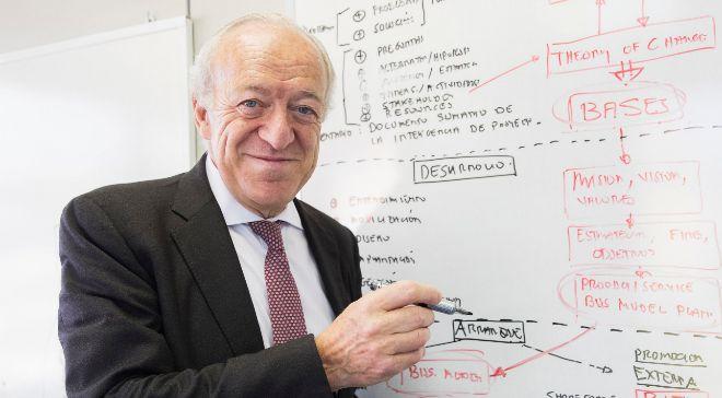 Luis Rodríguez-Ovejero, presidente de Satec.