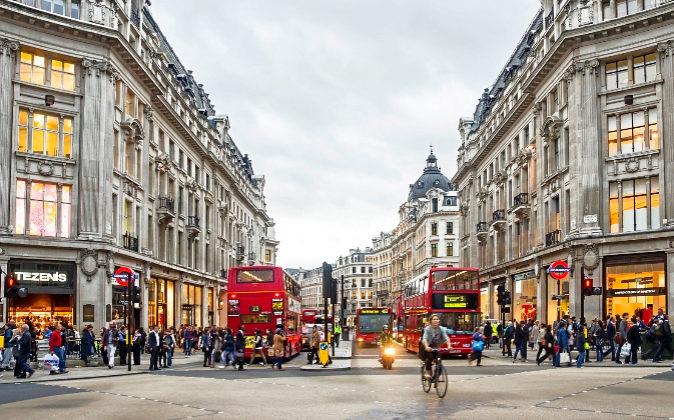 Oxford Street, paradigma del cambio en 'retail'
