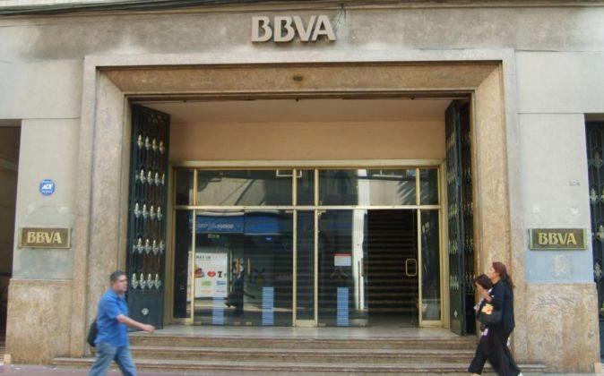 Sucursal de BBVA en Santiago de Chile