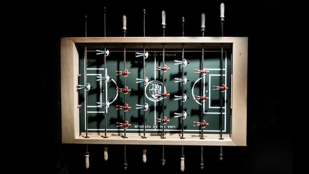 Futbolines y Bolas Val