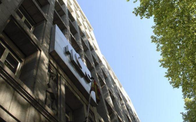 Sede del Instituto de Crédito Oficial (ICO)