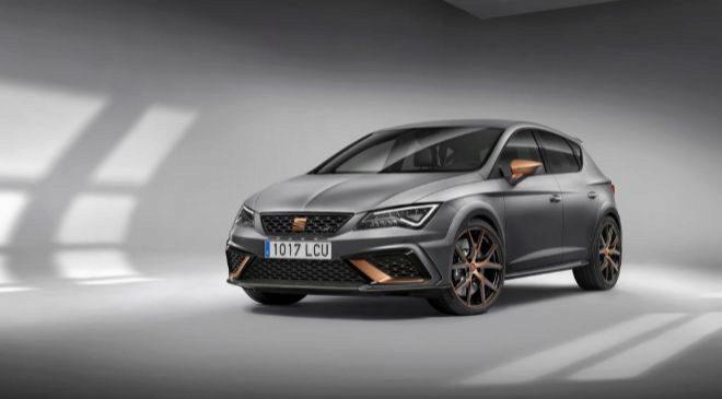 El Seat León Cupra R se presentará en el Salón del Automóvil de...