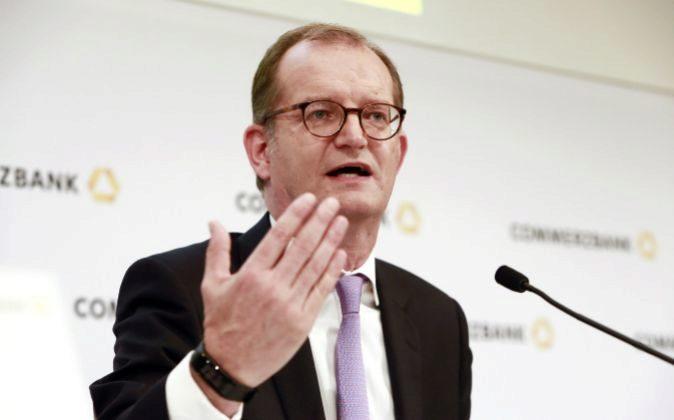 Martin Zielke, presidente de Commerzbank