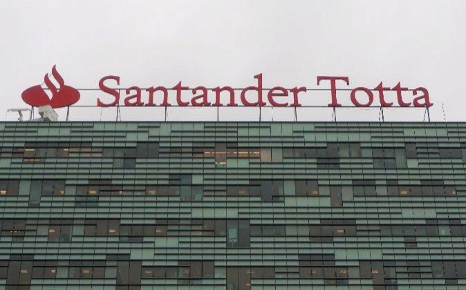 Oficinas de Santander Totta.