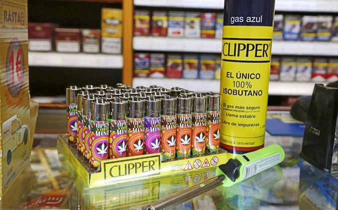 La marca de mecheros 'Clipper' es la estrella del negocio de...
