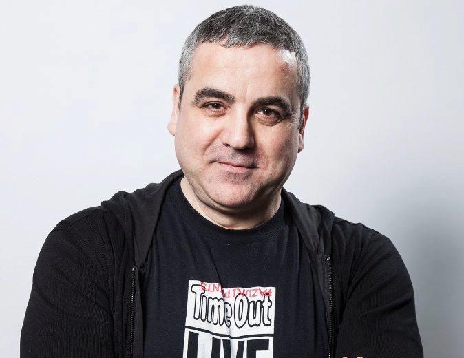 Julio Bruno, responsable de Time Out.