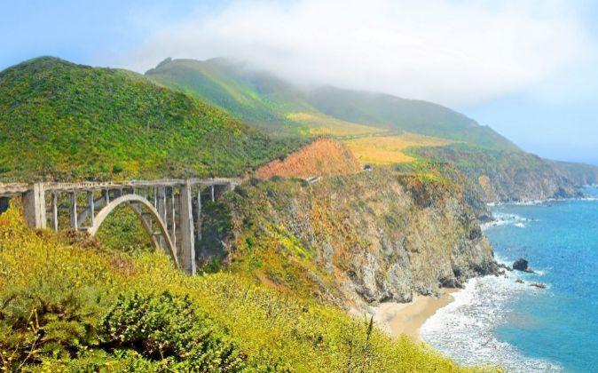 La icónica costa californiana