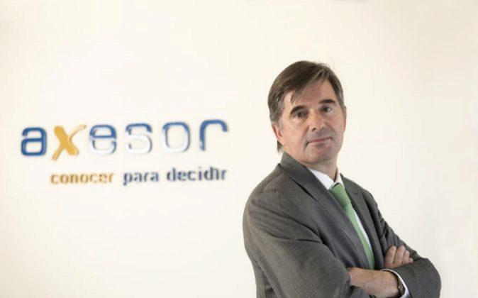 Santiago Martin, consejero delegado de AXESOR