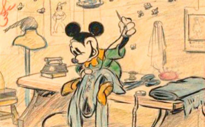 Una exposición sobre la magiade Disney y otrade Andy Warhol,...