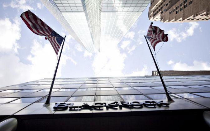 Sede de BlackRock en Nueva York.