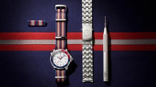 James Bond reloj del comandante Omega