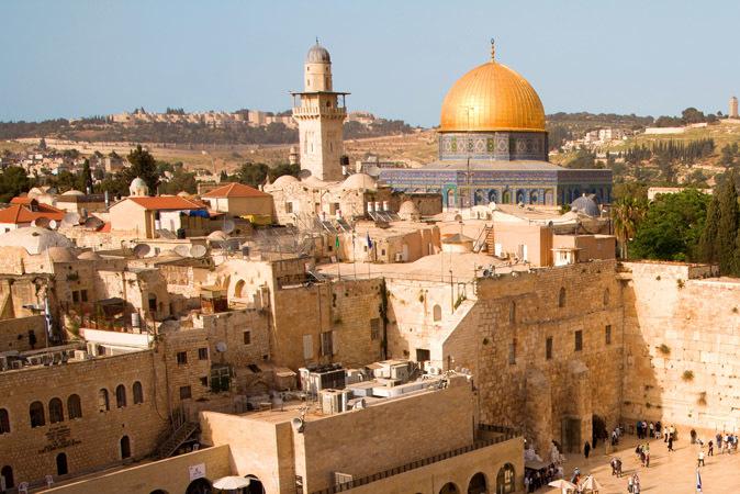 Resultado de imagen de vistas de jerusalen