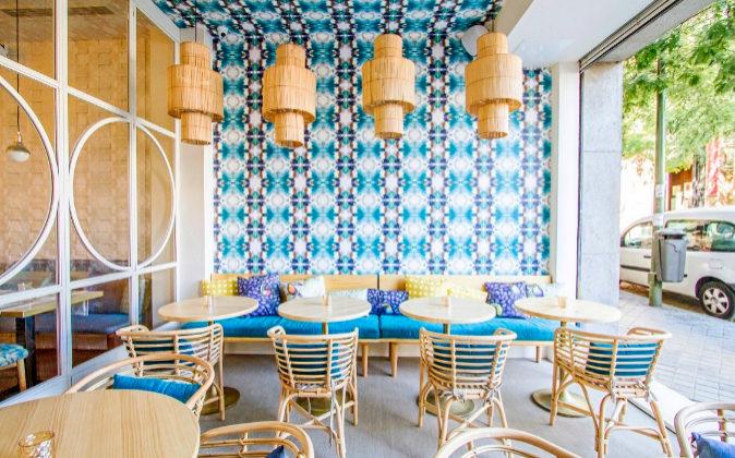 Sargo, restaurante y barra de Pucho Landín.