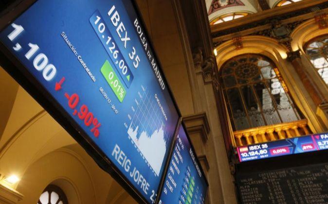 Las empresas del Ibex pagarán 7.489 millones de euros sobre un...