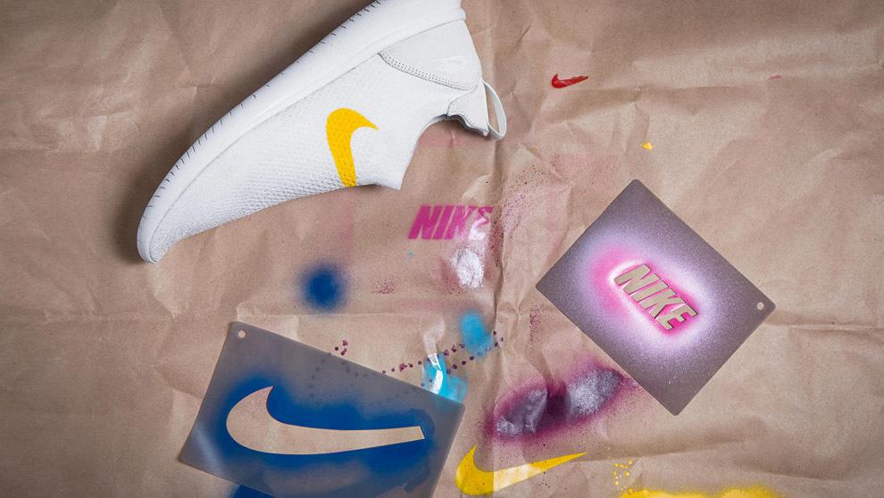 Nike Gakou Flyknit Las Zapatillas Que Cada Uno Puede Pintar Y