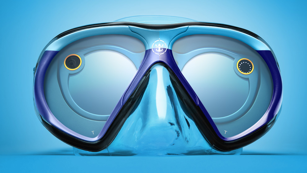 SeaSeekers gafas de buceo