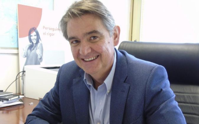 Faustino Jimenez, CEO de Itconic